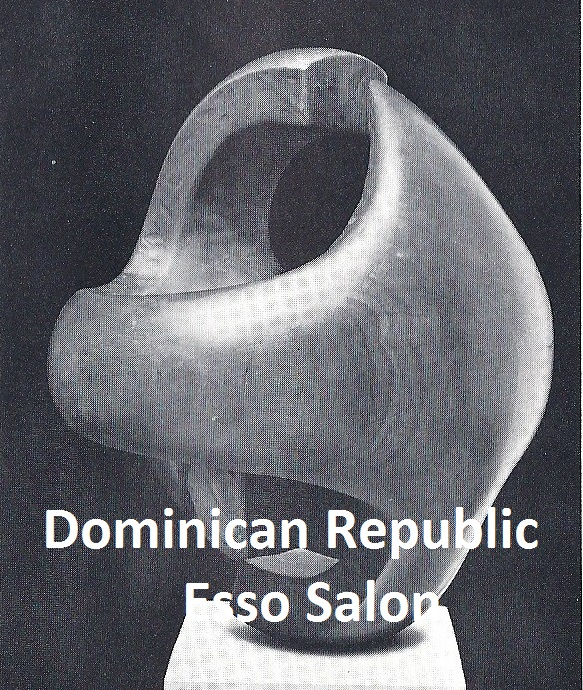 Dominican Republic Esso Salon