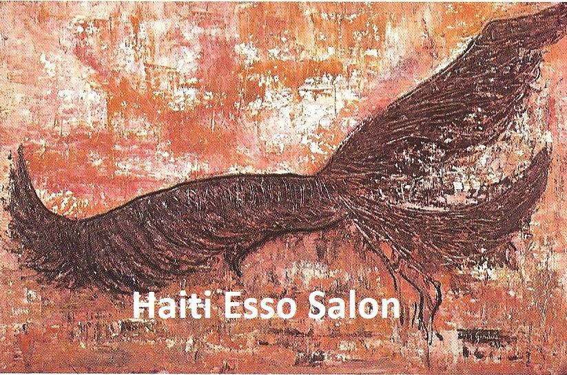 Haiti Esso Salon