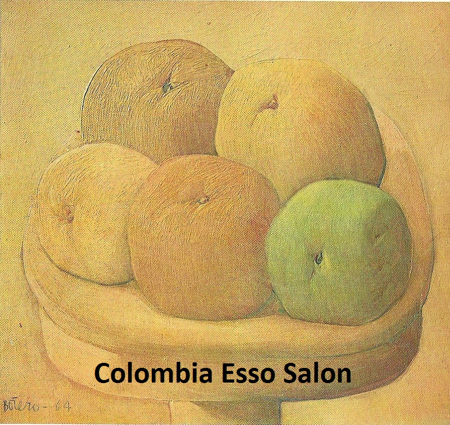 Colombia Esso Salon