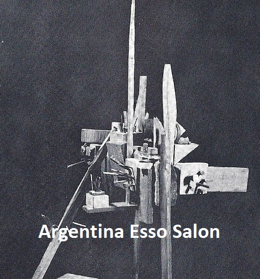 Argentina Esso Salon